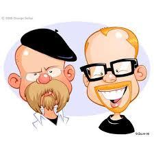 mythbusters cartoon