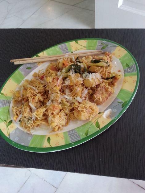 Vermicillen stew